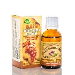 Olej z Pestek Winogron, 100% Naturalny
