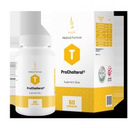 ProCholterol Medical Formula DuoLife , 60 kapsułek Układ Krążenia