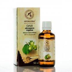 Olej z Orzechów Laskowych, Orzech Laskowy, 100% Naturalny/ Trądzik, Pajączki
