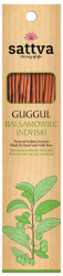 Kadzidełka Naturalne Guggul Balsamowiec Indyjski Sattva Incense, 30g