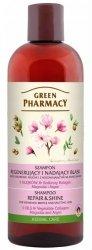 Szampon Regenerujący i Nadający Blask Magnolia I Argan, Green Pharmacy