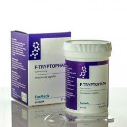F-TRYPTOPHAN Formeds, L-tryptofan, 60 porcji