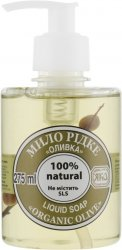Mydło w Płynie Oliwkowe, 100% Naturalne bez SLS
