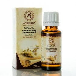 Olej z Kiełków Pszenicy, 100% Naturalny