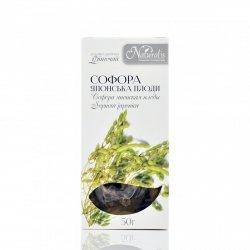 Perełkowiec Japoński, Sofora (Sophora japonica L.), susz 50 g