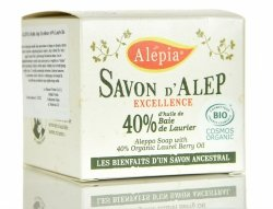 Mydło Alep Excellence 40% Laurie BIO, 190gr