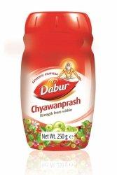 CHYAWANPRASH Индийская травяная паста, Дабур, 250г