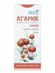 Капли Грибная Аптечка Агарик (Agaricus Blazei) 100мл