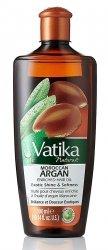 Масло для волос обогащенное арганой Dabur Vatika Hair Oil