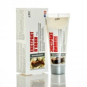 Balsam do Nóg z Enzymami Pijawki, 75 ml