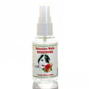 Hydrolat z Werbeny, 100% Naturalny Remedium Natura