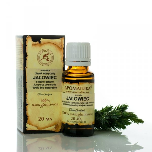 Juniper Berry Essential Oil, Aromatika 100% Natural