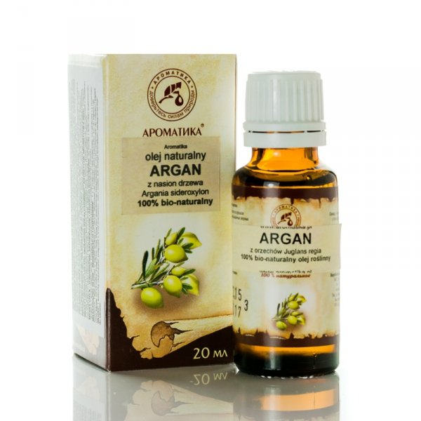 Argan Oil, 100% Natural Organic, Aromatika