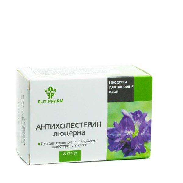Natural Alfalfa 350 mg/50 caps.