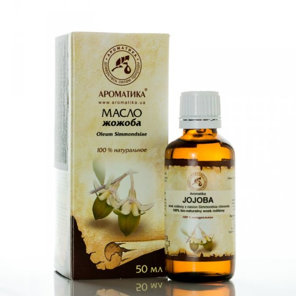 Jojoba Natural Oil, 100% Pure