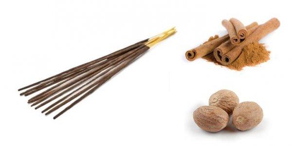 Incense Stick Cinnamon & Nutmeg, Aromatika