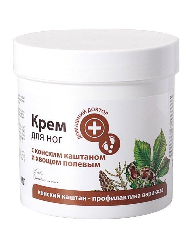 Krem do Nóg Kasztanowiec i Skrzyp Polny, 250 ml