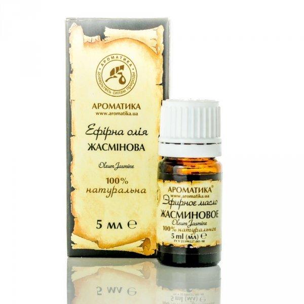 Olejek Jaśminowy, 100% Naturalny, Aromatika