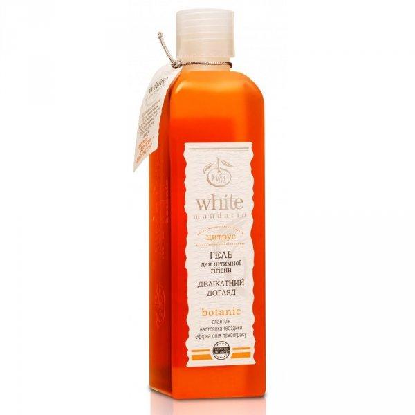 Organiczny Żel do Higieny Intymnej Cytrus, White Mandarin