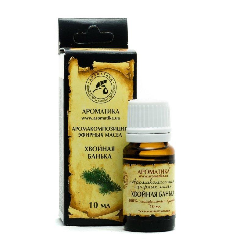 Essential Oils Blend Pine Bath, Aromatika