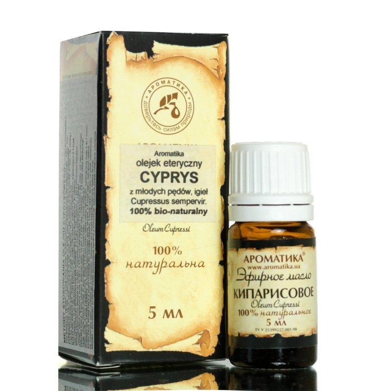 Cypress Essential Oil, Aromatika