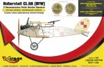 Mirage 480003 1/48 	Halberstadt CL.IIA [BFW] '2 Reconnaissance Polish Aviation Sq' (with Collector's Coin)
