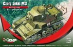 Mirage 726072 1/72 U.S. Light Tank M3 'LUZON 1942'