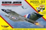 Mirage 872093 1/72 [MODEL SET]  GLOSTER JAVELIN F (AW) Mk 9 (British Subsonic Interceptpr Aircraft)