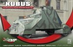 Mirage 355026 1/35 Warsaw '44 Uprising Armoured Car KUBUŚ