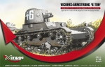 Mirage 355010 1/35 VICKERS-ARMSTRONG '6 ton' Mk F/B (BULGARIAN, FINNISH and ENGLISH version)