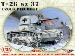 Mirage 35308 1/35 T-26/BT wz.37 Czołg Piechoty