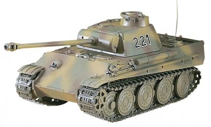 Hasegawa MT37 1/72 Pz.Kpfw. Panther ausf.G 'Steel Wheel Version' (German)