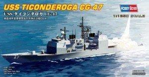 Hobby Boss WW82501 1/1250 USS Ticonderoga CG-47
