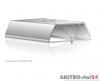 Okap wyciągowy centralny DM-S 3608 1000x2200x400