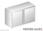 Szafka wisząca drzwi skrzydłowe DM 3314 szerokość: 400 mm, wysokość: 600 mm  (800x400x600)