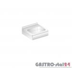 Umywalka z maskownicą DM 3253 400x400x200
