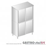 Szafa z drzwiami suwanymi DM 3308.02 szerokość: 500 mm, wysokość: 1800 mm  (800x500x1800)