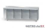 Stół chłodniczy bez agregatu z płytą wierzchnią nierdzewną DM 90004 2125x600x850