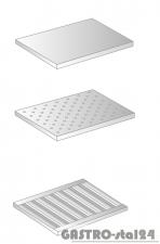 Półka gretingowa do regału skręcanego DM 3338.3 wym. 600x400