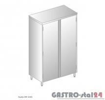 Szafa magazynowa DM 3303 szerokość: 600 mm, wysokość: 1800 mm  (800x600x1800)