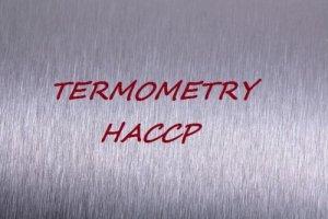 Termometry HACCP