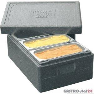 Pojemnik termoizolacyjny 600x400x260 Thermo future box
