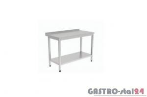 Stół do pracy z półką GT 3103 wym. 1400x600x850