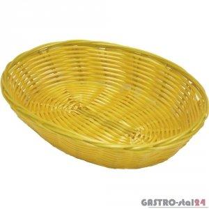 Koszyk do pieczywa polipropylen 230x150x65 mm