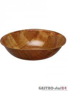 Koszyk okrągły drewniany fi 150x40