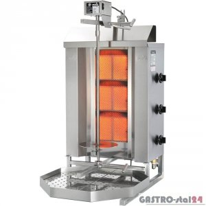 Gyros gazowy 10,5kW