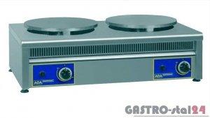 Naleśnikarka gazowa ADA-NG 2x35