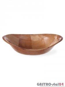 Koszyk owalny drewniany 230x180