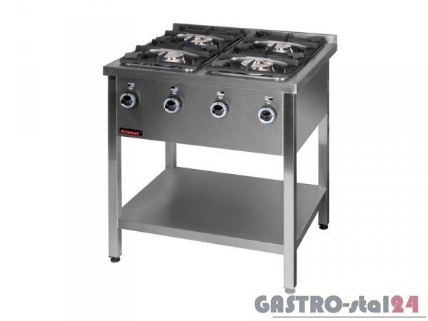 Kuchnia gazowa 4-palnikowa 000.KG-4M