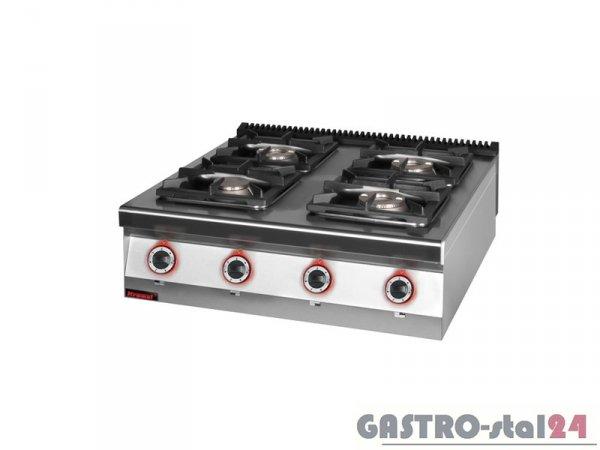 Kuchnia gazowa 4-palnikowa 900.KG-4